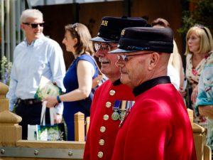 Chelsea Pensioners.