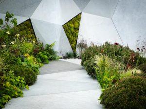 Texture Garden detail