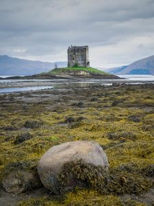 Castle Stalker by day