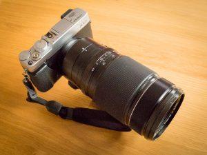 Fuji X-E2 and XF 50 - 140 lens