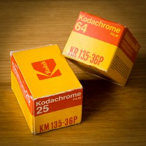 Expired Kodachrome