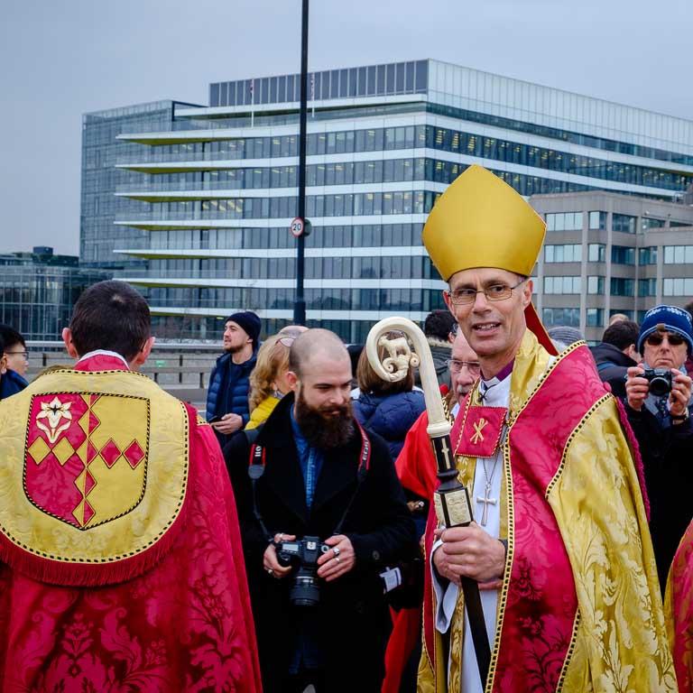 The presiding bishop